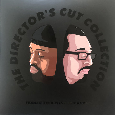 Frankie Knuckles & Eric Kupper - The Director's Cut Collection - So Sure Music ‎– SSMDCLP1V