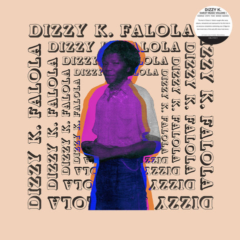 Dizzy K Falola ‎– Sweet Music Volume I - Sticky Buttons ‎– SBLP001