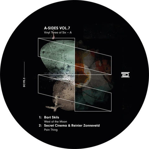Various ‎– A-Sides Volume 7 Vinyl Three Of Six - Drumcode ‎– DC195.3