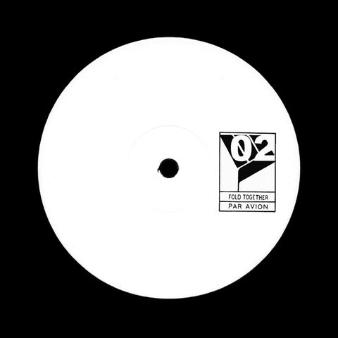 Henry Greenleaf ‎– Fold Together - Par Avion ‎– PAR002