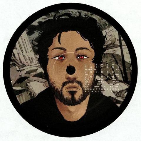 Photonz ‎– Metanime EP - Unknown To The Unknown ‎– UTTU 088