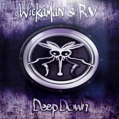 "Wickaman & RV - Deep Down / The Source 12"" Mosquito Recordings MOSQUITO004"