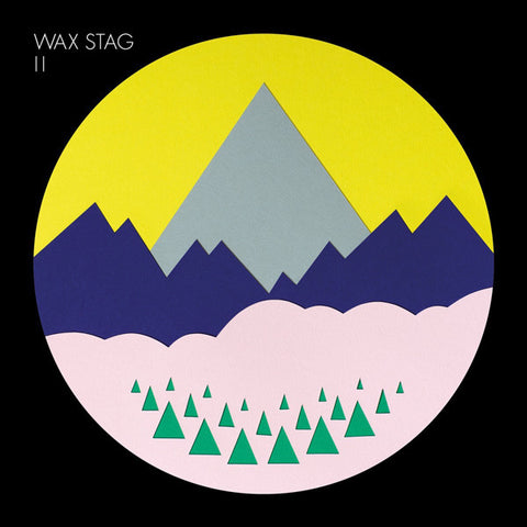 Wax Stag ‎– II - Old Habits ‎– OHR001LP