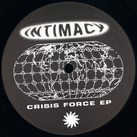 "Intimacy ‎– Crisis Force Ep 12"" Vector Works ‎– VEC001"