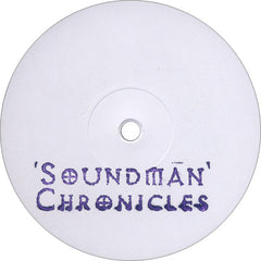 "Etch - The Serpent & The Raindow EP 12"" Soundman Chronicles SMNCHR006"