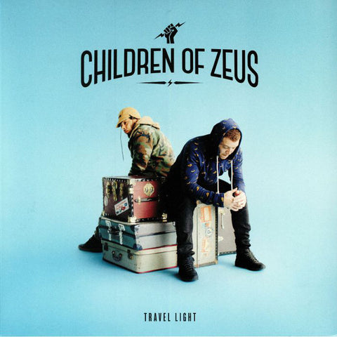 Children Of Zeus ‎– Travel Light - First Word Records ‎– FW176