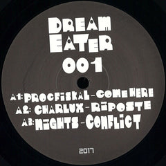 Various ‎– Dream Eater 001 - Dream Eater Records ‎– DreamEater001