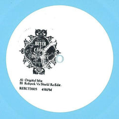 "Butch & C Vogt - The Infamous 12"" Rebirth ‎– REBLTD005"