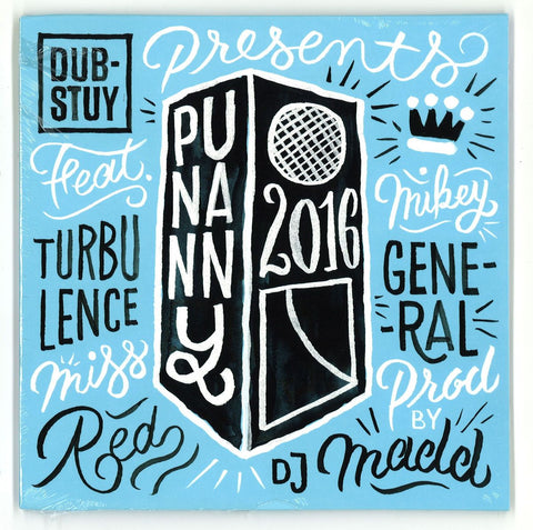 Dub-Stuy Presents Punanny 2016 - Various - Dub-Stuy Records ‎– DS-RS001