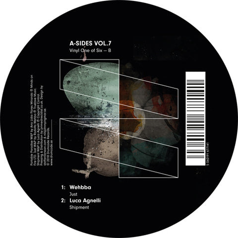 Various ‎– A-Sides Volume 7 (One Of Six) - Drumcode ‎– DC195.1