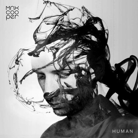 Max Cooper ‎– Human - Fields ‎– FLDSCD001CD