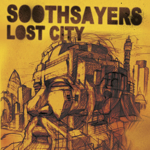 Soothsayers ‎– Lost City - Red Earth Records ‎– REDE001LP