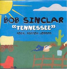 Bob Sinclar Feat. Farrell Lennon - Tennessee (CD) 541 541416 501656