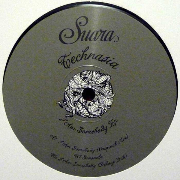 "Technasia ‎– I Am Somebody Ep 12"" Suara ‎– Suara102"