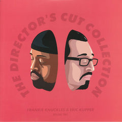 Frankie Knuckles & Eric Kupper / Director's Cut - The Director's Cut Collection (Volume Two) - So Sure Music ‎– SSMDCLP1V2