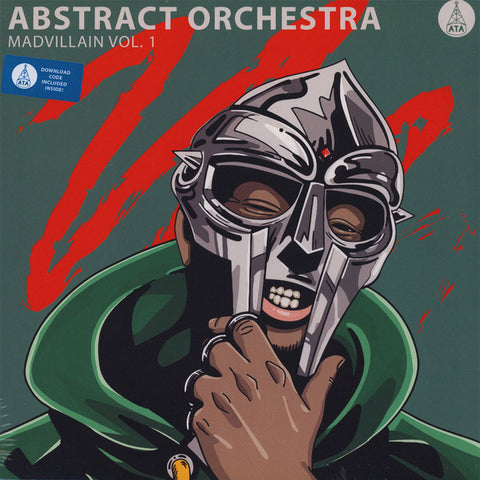 Abstract Orchestra ‎– Madvillain Volume 1 - ATA Records ‎– ATA012