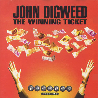 "John Digweed ‎– The Winning Ticket 2x12"" Jackpot ‎– LPWON1"