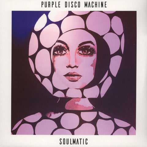 "Purple Disco Machine ‎– Soulmatic 2x12"" Sweat It Out! ‎– SWEATA016V"