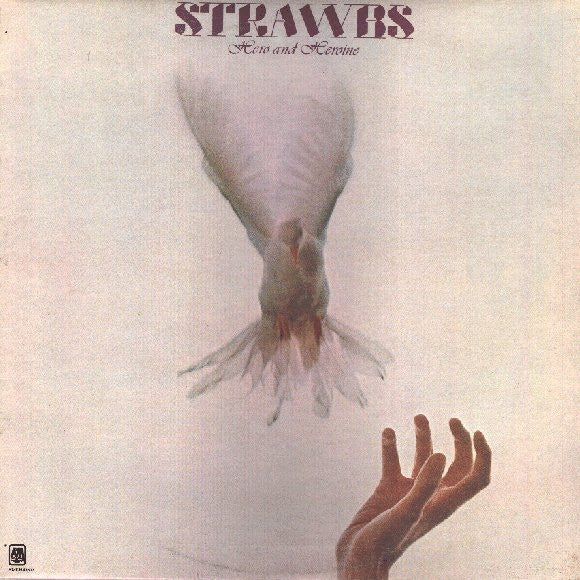 "Strawbs - Hero And Heroine 12"" A&M Records AMLH 63607"