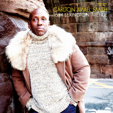 Carlton Jumel Smith ‎– 1634 Lexington Ave - Timmion Records ‎– TRLP 12006