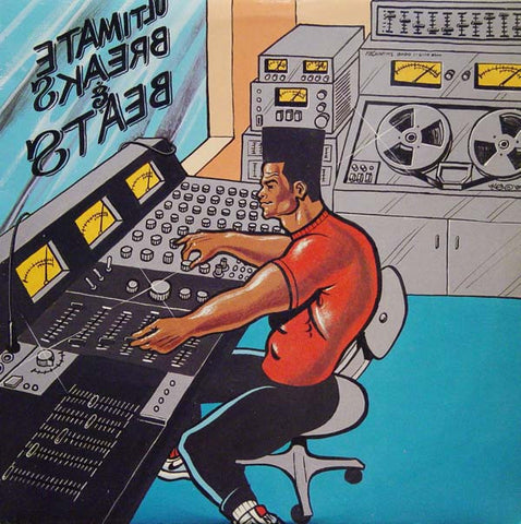 "Various - Ultimate Breaks & Beats 12"" Street Beat Records SBR 523"