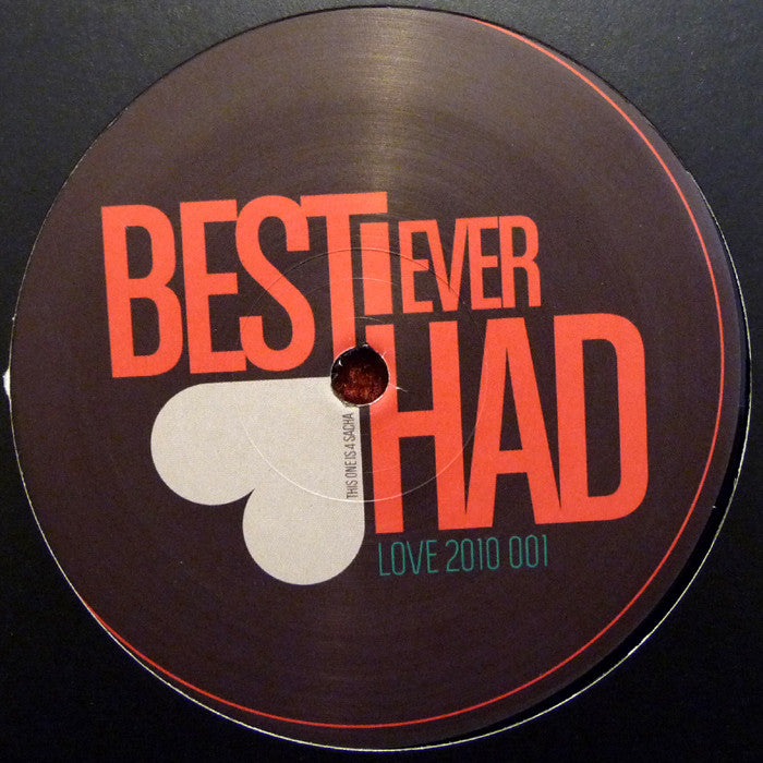 "Drake Vs. Unknown Artist - Best I Ever Had (D&B Remix) 12"" Love Recordings LOVE 2010 001"