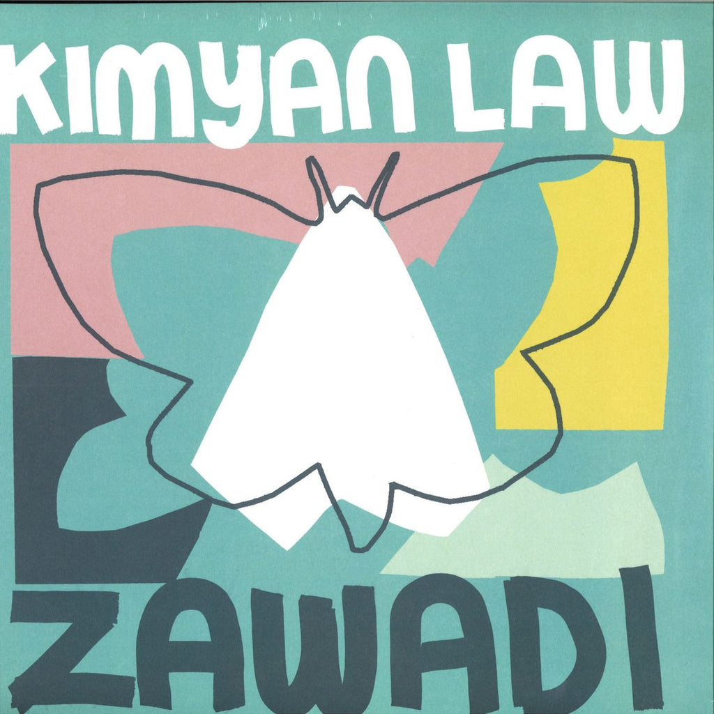 Kimyan Law ‎– Zawadi - Blu Mar Ten ‎– BMTLP007