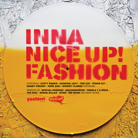 "Various ‎– Inna Nice Up! Fashion 2x12"" Nice Up Records, Fashion Records ‎– NUPFADLP01"