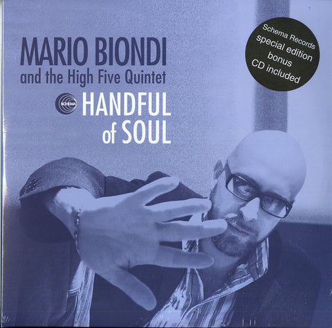 Mario Biondi And The High Five Quintet ‎– Handful Of Soul - Schema ‎– SCCD 406