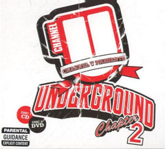 Various ‎– Channel U Presents: Underground Chapter 2 (2xCD) Long Lost Brother Records ‎– LLBUD1
