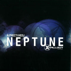 "N.Phect And Hedj - Neptune 12"" Fallout Recordings FALLOUT003"
