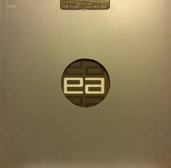 "Electracoustic - Universal 12"" Outer GJV 008"