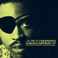 "Slick Rick - A.K.A. Ricky D (The Further Adventures Of Slick Rick, The Ruler) 2x12"" SLICKLP001"