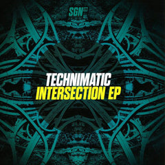 "Technimatic - Intersection EP 2x12"", EP SGN:LTD SGN035"