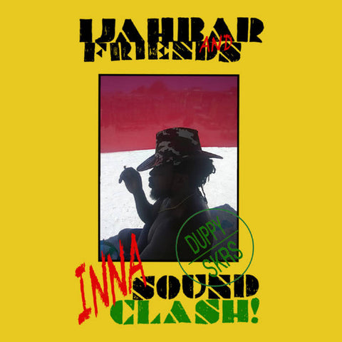 I Jahbar & Friends ‎– Inna Duppy SKRS Soundclash - Bokeh Versions ‎– BKV027