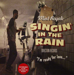 "Mint Royale ‎– Singin' In The Rain 12"" Direction Records ‎– 82876 72048 1"