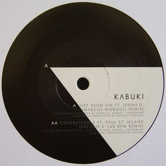 "Kabuki - Warrior Soul 12"" V Records PLV011"