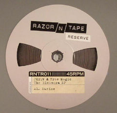 JKriv & Free Magic ‎– The Eleanora EP - Razor N Tape Reserve ‎– RNTR011