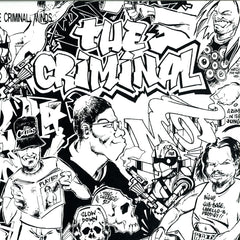 "The Criminal Minds ‎– The Criminal 12"" White House Records ‎– WYHS 012"