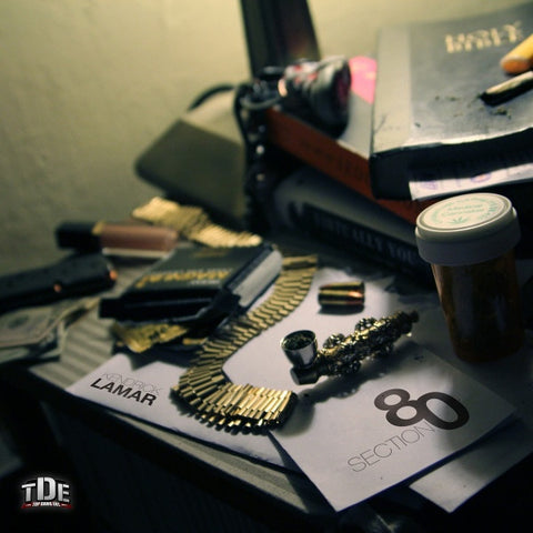 Kendrick Lamar - Section 80 Cdr Promo Top Dawg Entertainment