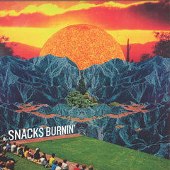 "Snacks - Burnin' 12"" House Of Disco Records ‎– HOD016"