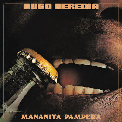 Hugo Heredia ‎– Mananita Pampera - Jazz Room Records ‎– JAZZR 002