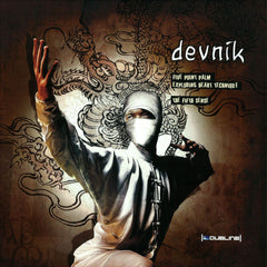 "Devnik - Five Point Palm Exploding Heart Technique 12"" Dubline Audio DUBLINE 006"