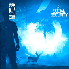 "Social Security - Ectoplasm / Burn Out 12"" BENEFITBEATS006 Benefit Beats"