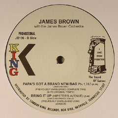 James Brown With The James Brown Orchestra - I Can't Stand Myself - King Records ‎– JB106