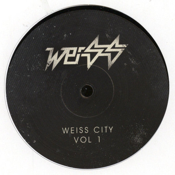 Weiss - Weiss City Volume 1 - REPRESS Toolroom Records ‎– TOOL24401V