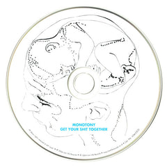 Jehst - Monotony / Get Your Shit Together CD Low Life Records LOW 33