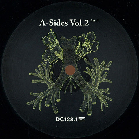 "Adam Beyer / Dubspeeka ‎– A-Sides Volume 2 Part 1 12"" Drumcode ‎– DC128.1"