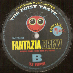 "Various - Fantazia The First Taste 12"" Fantazia FANTA 001"