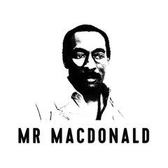 "Mr MacDonald ‎– East Dry River (Calypso Edit) 12"" Fly By Night Music ‎– FBNMXXX"
